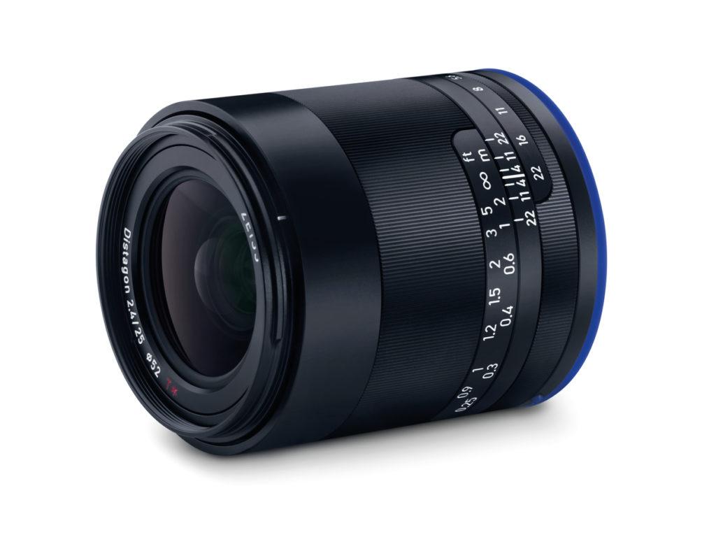 Objetivo Loxia 25mm f2.4