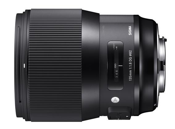 Objetivo Sigma 135mm f1.8 DG ART