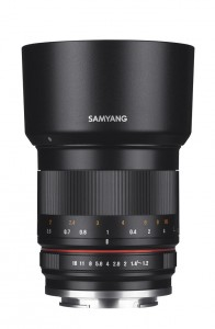 50mm F1.2 - 1 front