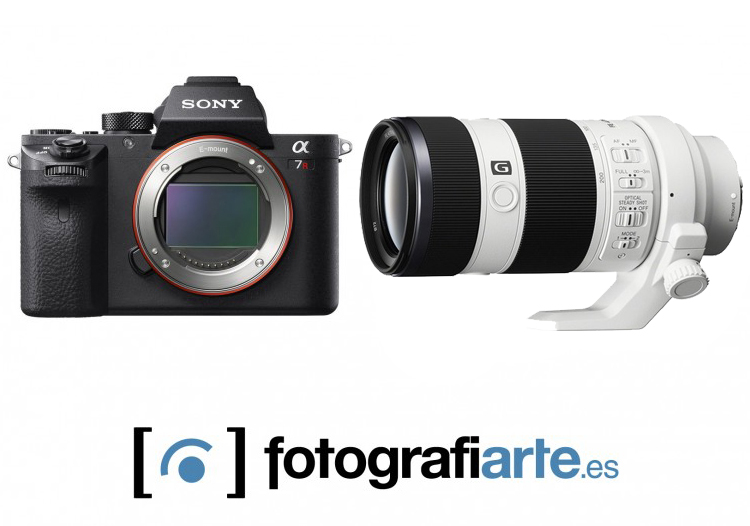 Sony Alpha 7r II + 70-200mm f4 G