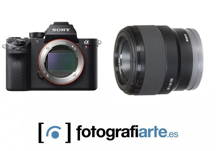Sony Alpha 7r II + 50mm f1.8