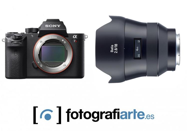 Sony Alpha 7r II + Zeiss Batis 18mm f1,8