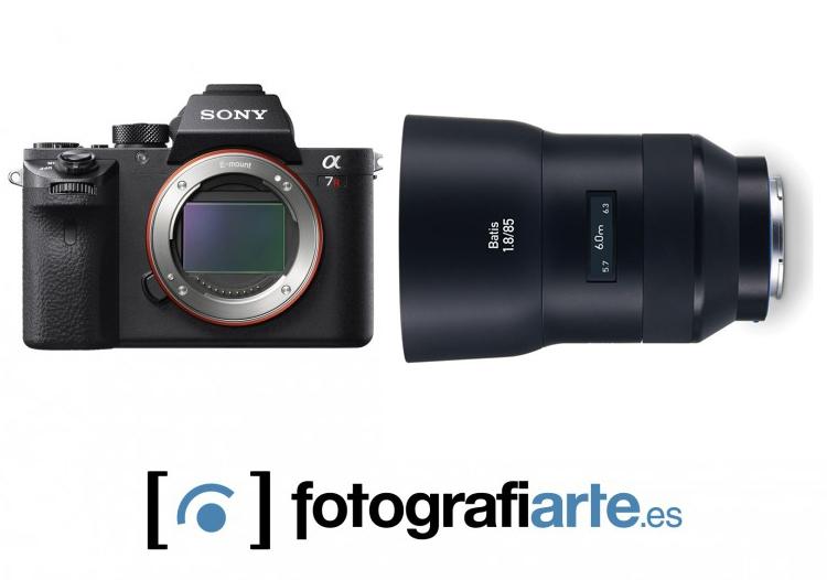 Sony Alpha 7r II + Zeiss Batis 85m f1.8