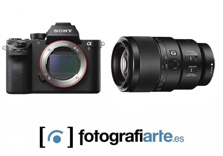 Sony Alpha 7r II + 90mm f2.8