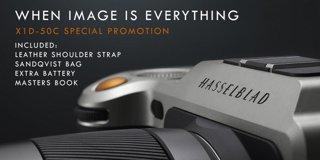 Promoción Hasselblad X1d