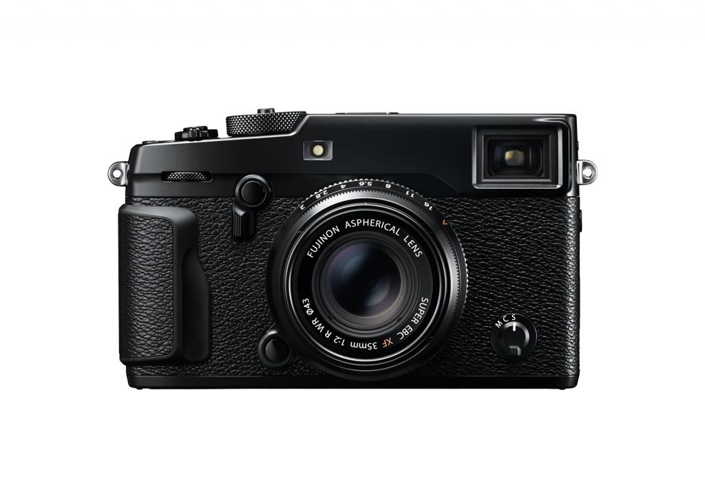 Fuji X-Pro2 + 35mm F2 Black
