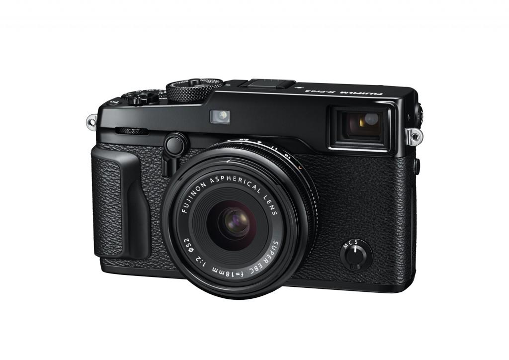 Fuji X-PRO 2 + 18mm f2