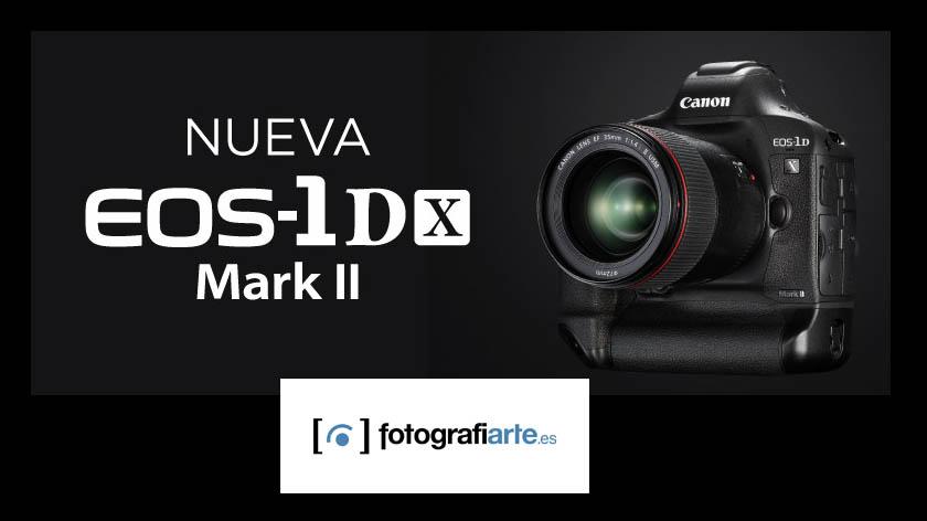 Canon Eos 1 DX Mark II - El Blog de Fotografia de Fotografiarte
