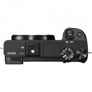 La Sony Alpha 6300