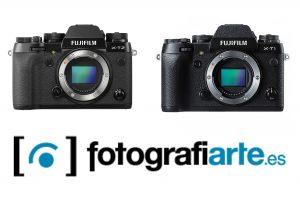 Fuji Xt1 VS Fuji XT2