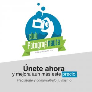 Compra mas barato en el Club Fotografianuta de Fotografiarte.es