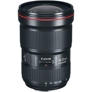Objetivo Canon 16-35mm f2.8 L III USM