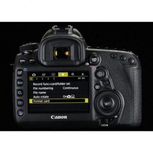 LCD Canon EOS 5d Mark IV