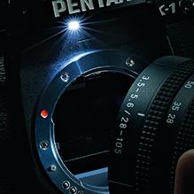 Luz Auxiliar Pentax K1