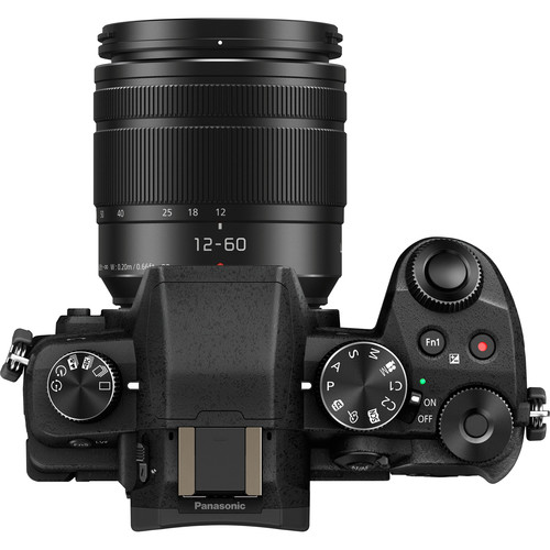 Panasonic con 12-60mm