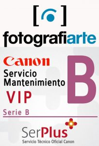 Canon mantenimiento VIP