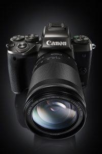 Canon Eos M5 + 18-150mm