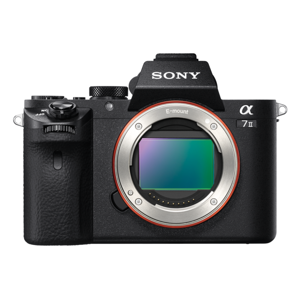 cámara Alpha a7 II