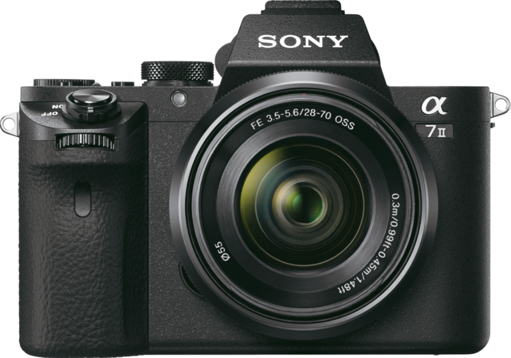 Sony A7M2 + Objetivo 28-70mm