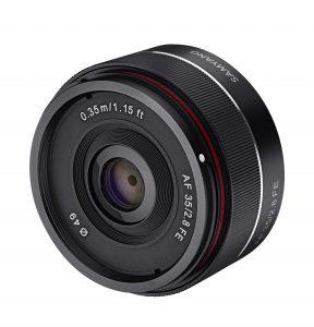 Samyang AF 35mm f2.8 Sony E