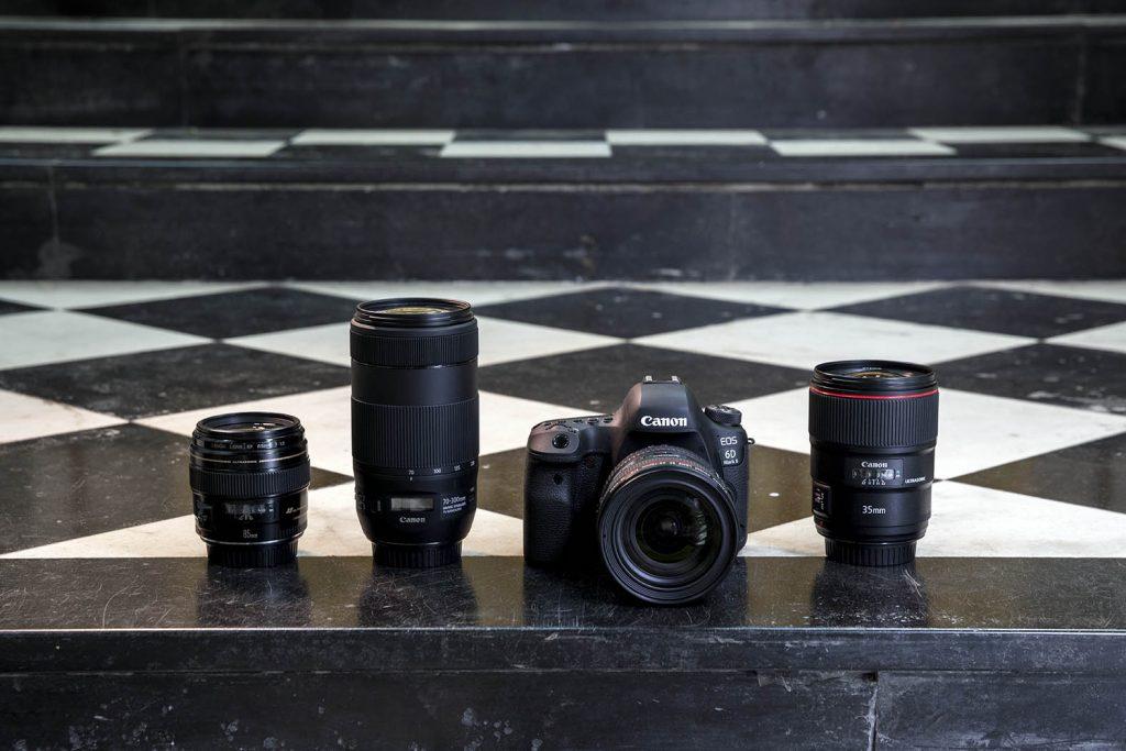 Canon Eos 6d Vs Canon Eos 6d Mark II