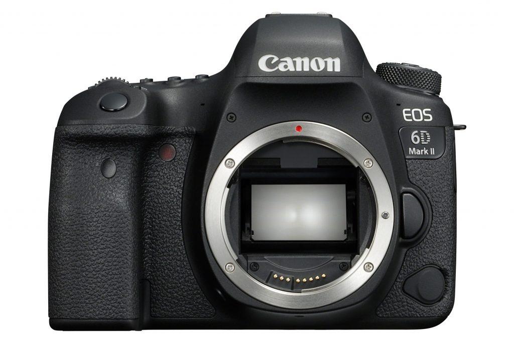 Comprar Canon EOS 6d Mark II Cuerpo