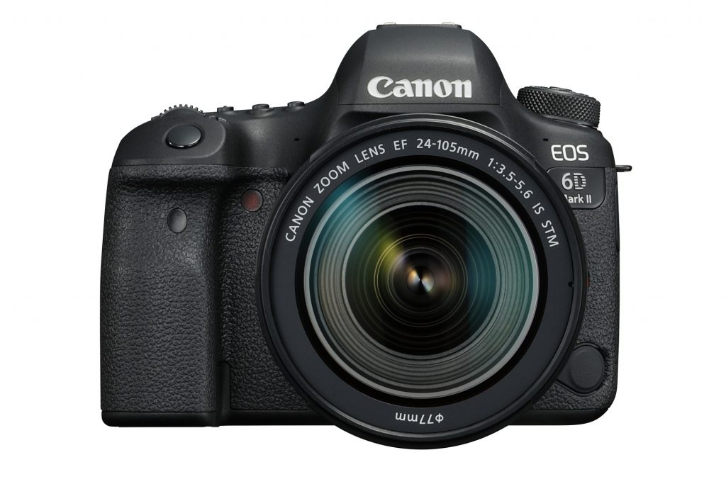 Comprar Canon EOS 6d Mark II + 24-105mm f3.5-5.6 IS STM