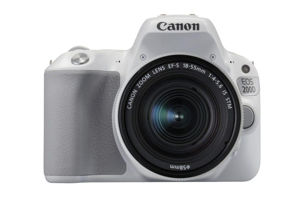 Comprar Canon EOS 200d Blanca