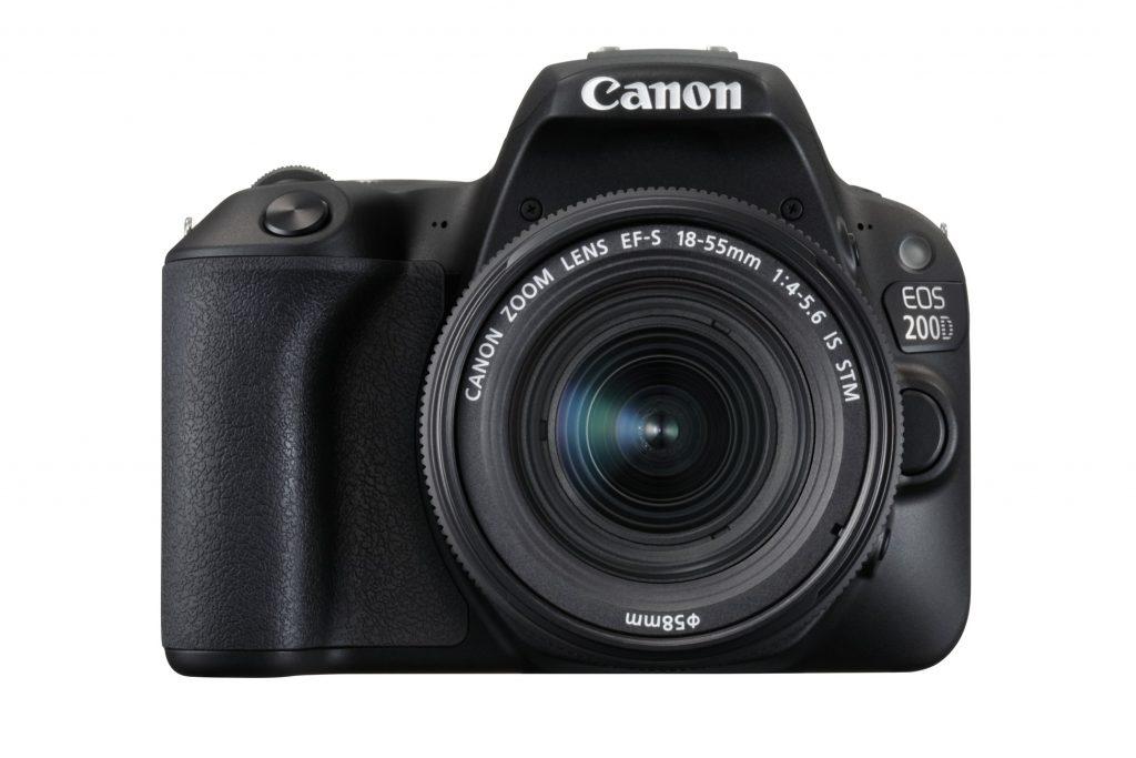 Comprar Canon EOS 200d Negra