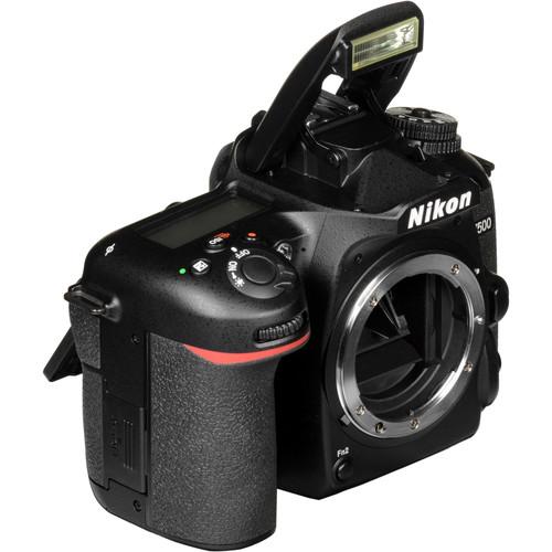 Camara Nikon D7500