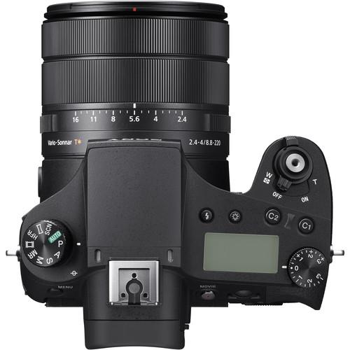 cámara híbrida Ultrazoom