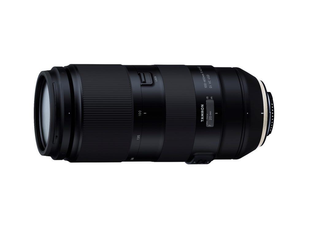 Tamron 100-400mm
