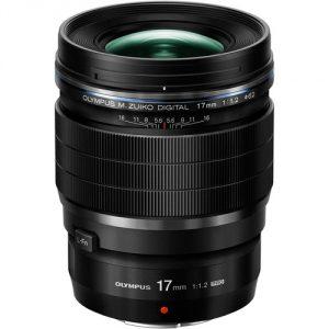 Objetivo Olympus Pro17mm f1.2