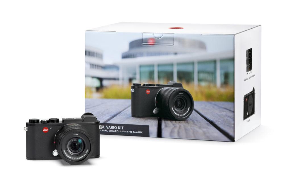 Comprar Leica CL +18-56mm