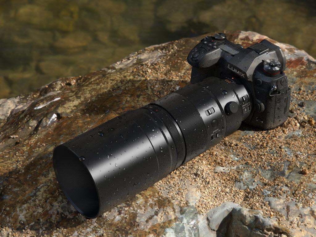 Panasonic Leica 200mm f2,8