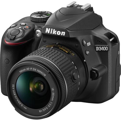 Nikon D3400 es tu Regalo