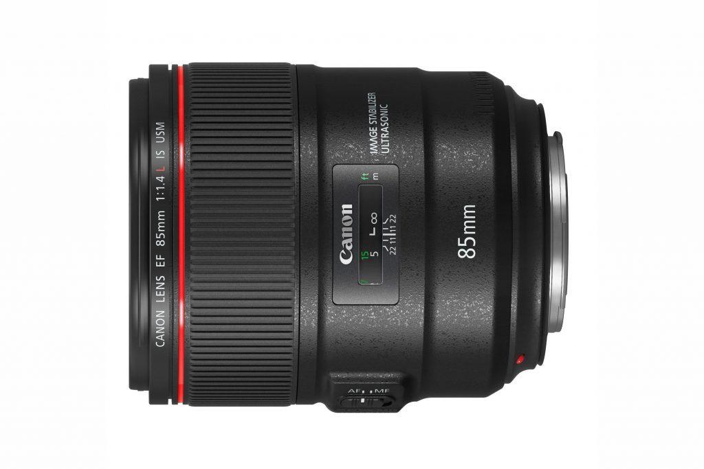 Objetivo Canon 85mm f1.4 L IS USM