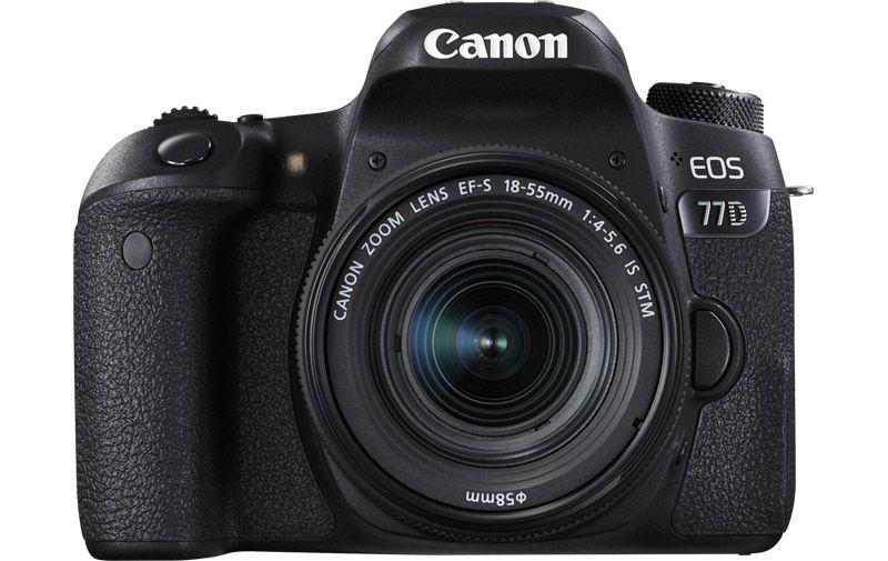 Canon EOS 77d Fotografiarte