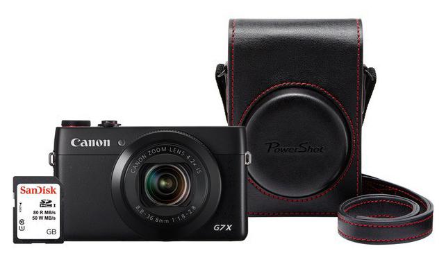 Cámara Compacta Premium a Regalar es la Canon G7x Mark III