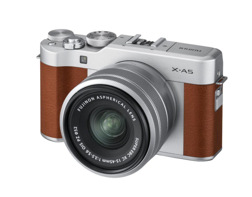 Fuji XA5