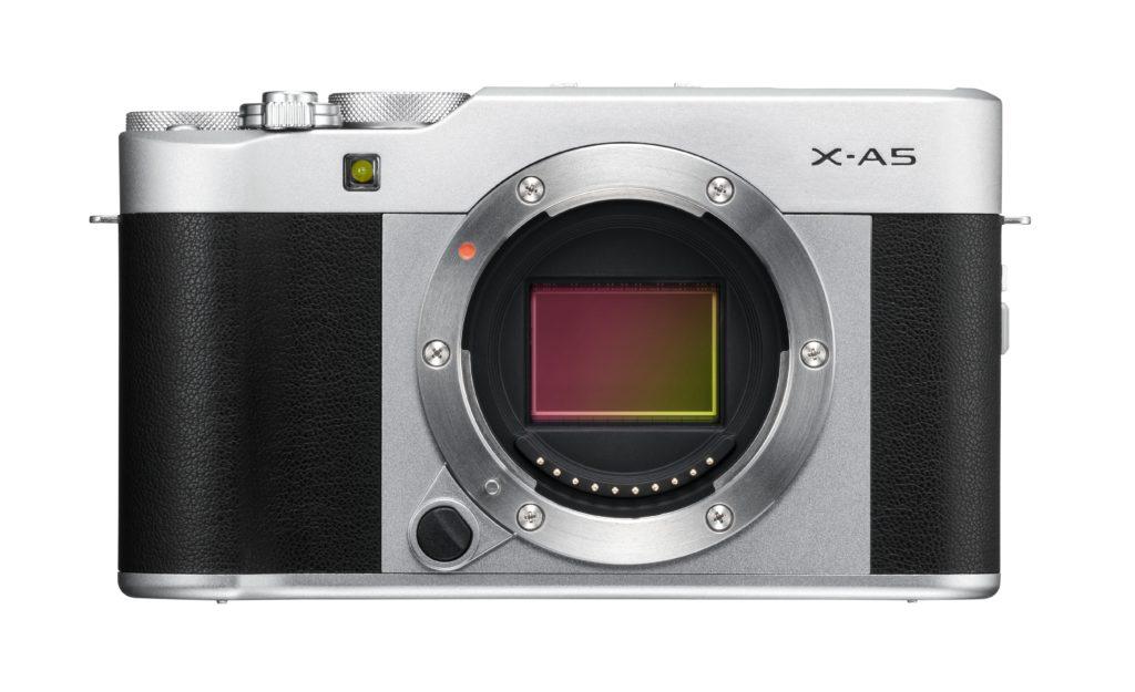 Fujifilm XA5 Plata