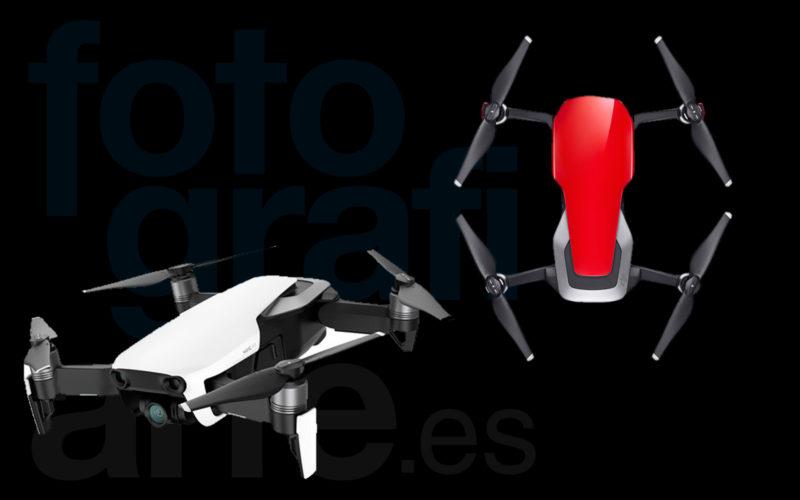 Dron Mavic Air
