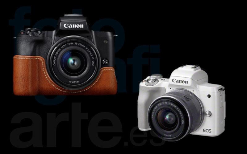 cámara Canon M50