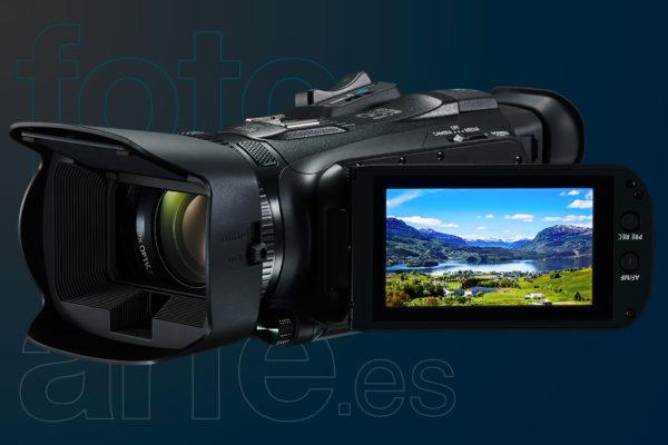 Videocámara LEGRIA HF G26