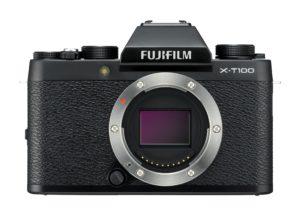 comprar Fuji Xt100 negra