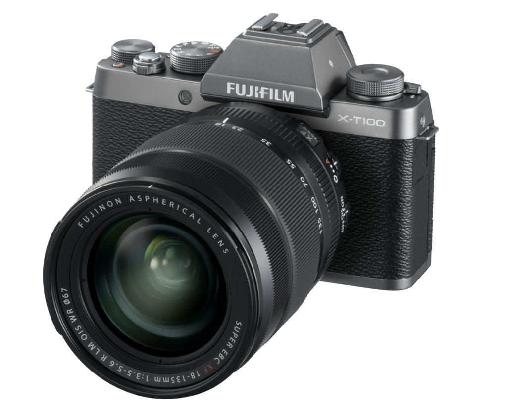cámara Fuji XT100