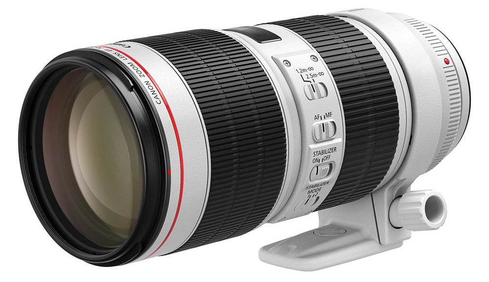 Comprar Canon 70-200mm f2.8 L III IS USM EF