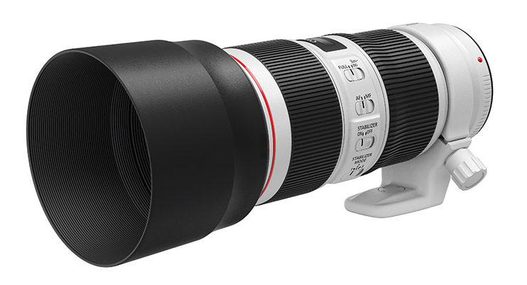 precio Canon 70-200mm f4 L II IS USM