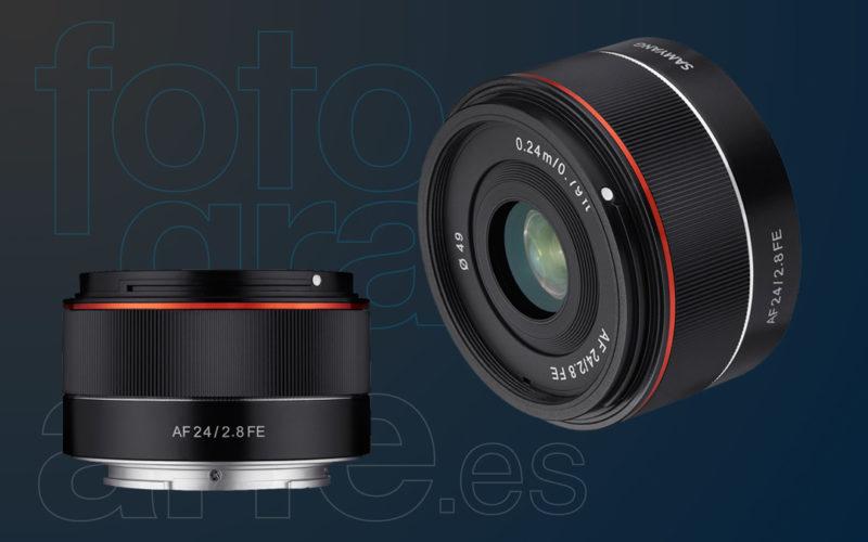 Samyang AF 24mm f2.8 Sony E