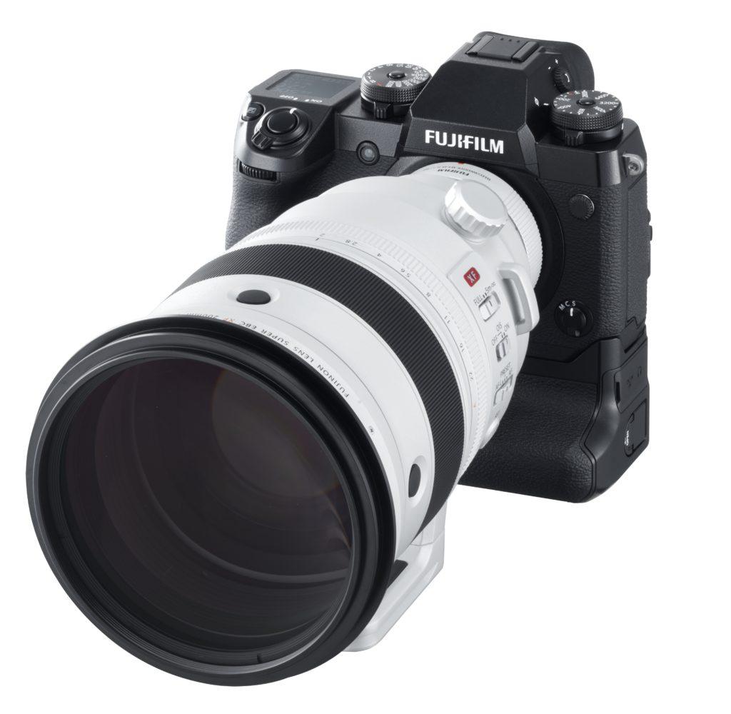 Comprar Fujinon 200mm f2